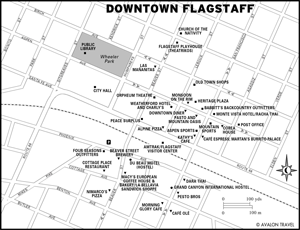 Map Of Flagstaff Arizona.Location Boost 2013